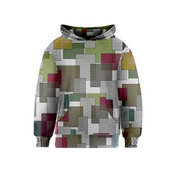 Decor Painting Design Texture Kids  Pullover Hoodie