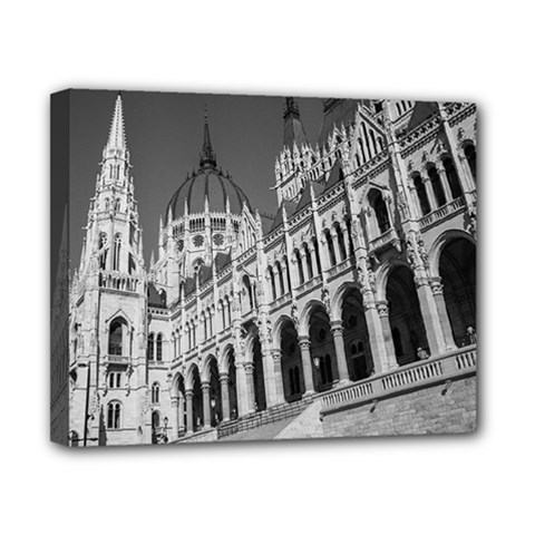 Architecture Parliament Landmark Canvas 10  X 8