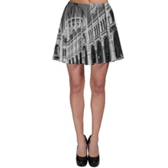 Architecture Parliament Landmark Skater Skirt