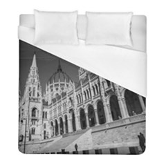 Architecture Parliament Landmark Duvet Cover (full/ Double Size) by Nexatart