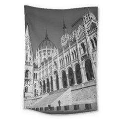 Architecture Parliament Landmark Large Tapestry by Nexatart
