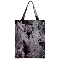Pineapple Market Fruit Food Fresh Zipper Classic Tote Bag