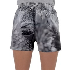 Pineapple Market Fruit Food Fresh Sleepwear Shorts