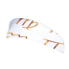 Signs Of The Zodiac Zodiac Aries Stretchable Headband