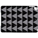 TRIANGLE2 BLACK MARBLE & GRAY COLORED PENCIL Apple iPad Pro 9.7   Hardshell Case View1