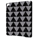TRIANGLE2 BLACK MARBLE & GRAY COLORED PENCIL Apple iPad Pro 9.7   Hardshell Case View3