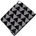 TRIANGLE2 BLACK MARBLE & GRAY COLORED PENCIL Apple iPad Pro 9.7   Hardshell Case View5