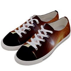 Coming Supermassive Black Hole Century Women s Low Top Canvas Sneakers by Mariart