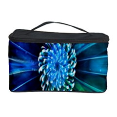 Flower Stigma Colorful Rainbow Animation Space Cosmetic Storage Case by Mariart