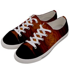 High Res Nostars Orange Gold Women s Low Top Canvas Sneakers by Mariart