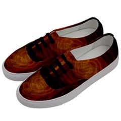 High Res Nostars Orange Gold Men s Classic Low Top Sneakers by Mariart
