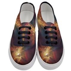 Sun Light Galaxy Women s Classic Low Top Sneakers