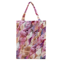 Stone Spot Triangle Classic Tote Bag by Mariart