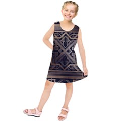 Art Nouveau Kids  Tunic Dress