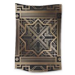 Art Nouveau Large Tapestry