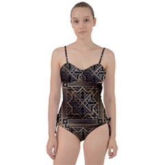 Art Nouveau Sweetheart Tankini Set