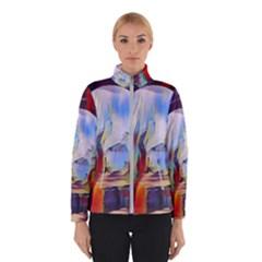 Abstract Tunnel Winterwear