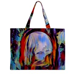 Abstract Tunnel Medium Tote Bag