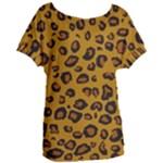 Leopard Women s Oversized Tee