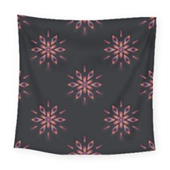 Winter Pattern 12 Square Tapestry (large) by tarastyle