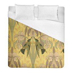 Art Nouveau Duvet Cover (full/ Double Size) by 8fugoso
