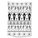 Halloween pattern Large Tapestry View1