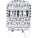 Halloween pattern Full Print Backpack View2