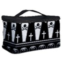 Halloween pattern Cosmetic Storage Case View2