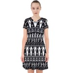 Halloween pattern Adorable in Chiffon Dress