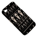 Halloween pattern Apple iPhone 4/4S Hardshell Case (PC+Silicone) View5