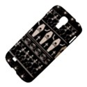 Halloween pattern Samsung Galaxy S4 I9500/I9505 Hardshell Case View4