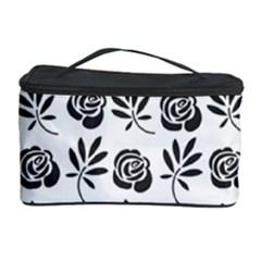 Vintage Roses Cosmetic Storage Case by allgirls