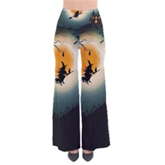 Halloween Landscape Pants by ValentinaDesign