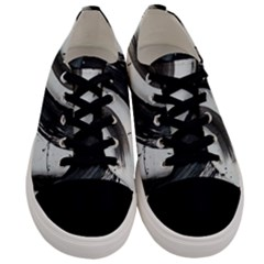 Img 6270 Copy Men s Low Top Canvas Sneakers