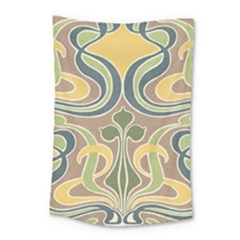 Art Nouveau Small Tapestry by 8fugoso