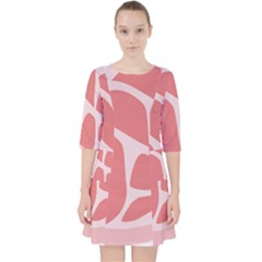 Meat Pocket Dress