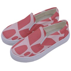 Meat Kids  Canvas Slip Ons by Mariart
