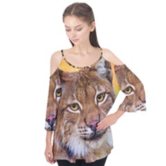 Tiger Beetle Lion Tiger Animals Flutter Tees by Mariart