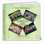 HIGGS REUNION - 8x8 Photo Book (20 pages)