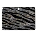 SKIN3 BLACK MARBLE & GRAY STONE (R) Samsung Galaxy Tab Pro 10.1 Hardshell Case View1