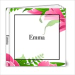 Emma 2017 - 6x6 Photo Book (20 pages)