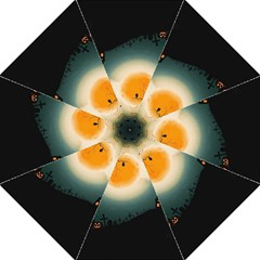 Halloween Landscape Golf Umbrellas by Valentinaart