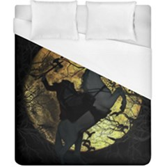 Headless Horseman Duvet Cover (california King Size) by Valentinaart