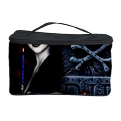 Vampires Night  Cosmetic Storage Case by Valentinaart