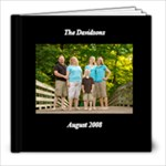 Davidsons - 8x8 Photo Book (20 pages)