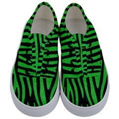 Skin4 Black Marble & Green Colored Pencil (r) Kids  Classic Low Top Sneakers