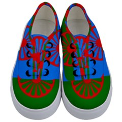 Gypsy Flag Kids  Classic Low Top Sneakers