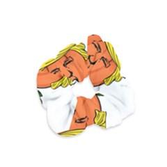 Trump Or Treat  Velvet Scrunchie by Valentinaart