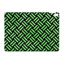 WOVEN2 BLACK MARBLE & GREEN WATERCOLOR Apple iPad Pro 10.5   Hardshell Case View1