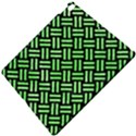 WOVEN2 BLACK MARBLE & GREEN WATERCOLOR Apple iPad Pro 10.5   Hardshell Case View5